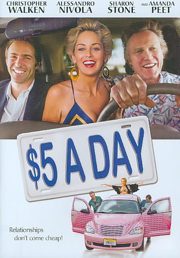 $5 A DAY BY WALKEN,CHRISTOPHER (DVD)