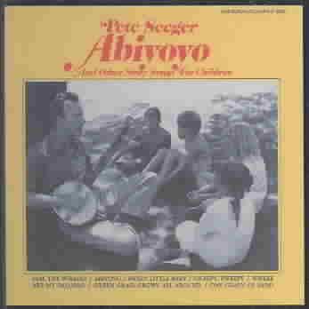 ABIYOYO BY SEEGER,PETE (CD)